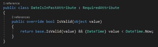 Extending the Required attribute with my custom validation
